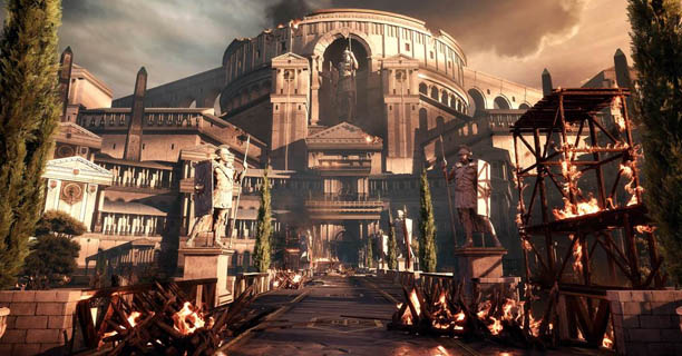 Review: Ryse: Son of Rome – For the glory of Microsoft!
