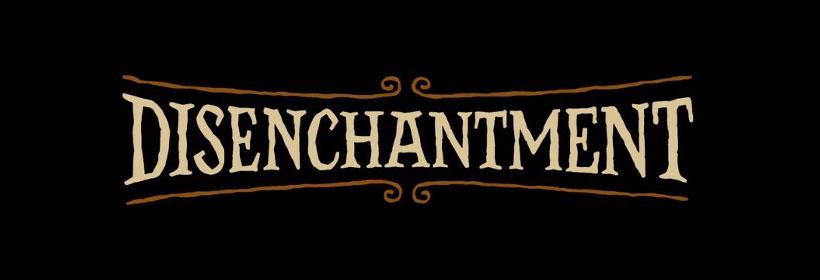 Disenchantment Logo
