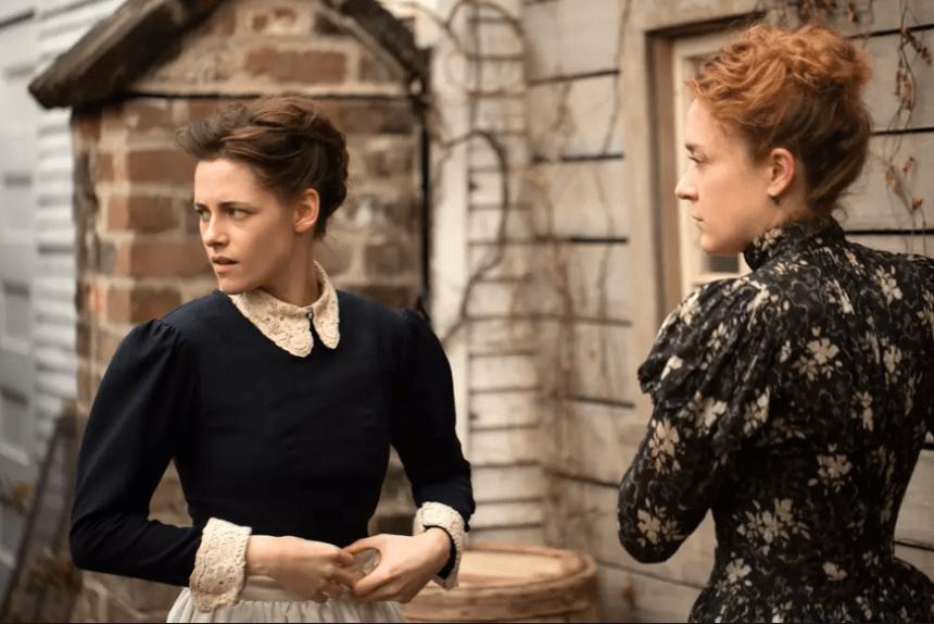 Bridget and Lizzie talk in secret