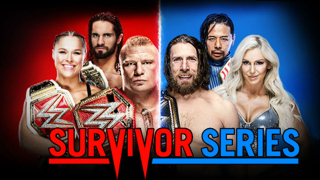 WWE Survivor Series 2018 Predictions (VIDEO)
