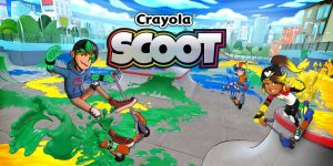 Dual Screens: Crayola Scoot: Review  (Switch & Xbox One)