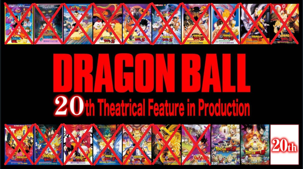 Dragon Ball: The Road to Film 20 - Part VI [Finale]