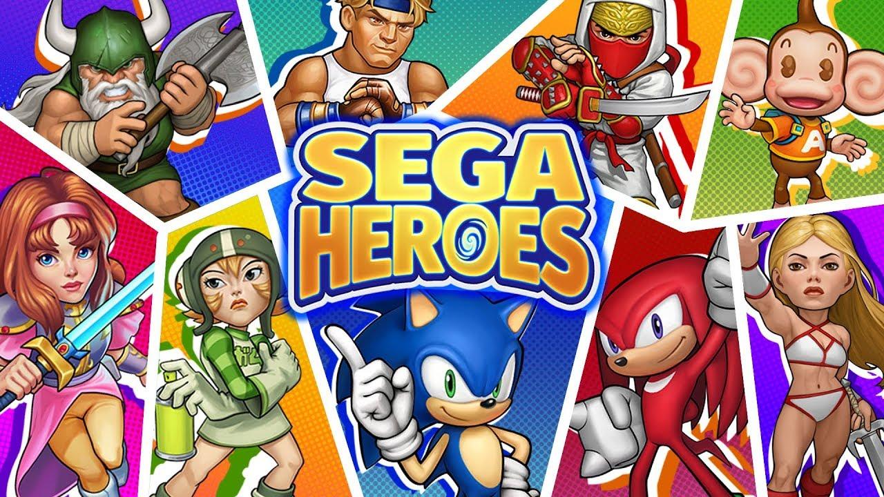 Sega Heroes Review