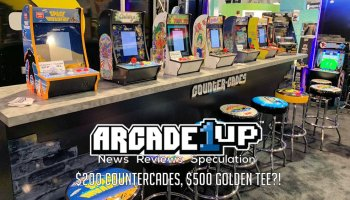 Arcade1ups are Great but Flawed - Galaxy of Geek