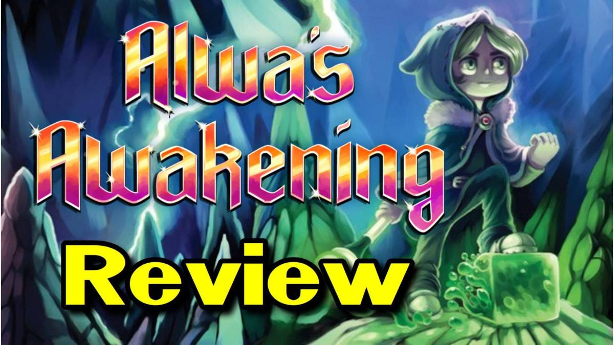 Review - Alwa's Awakening - A Modern NES Throwback