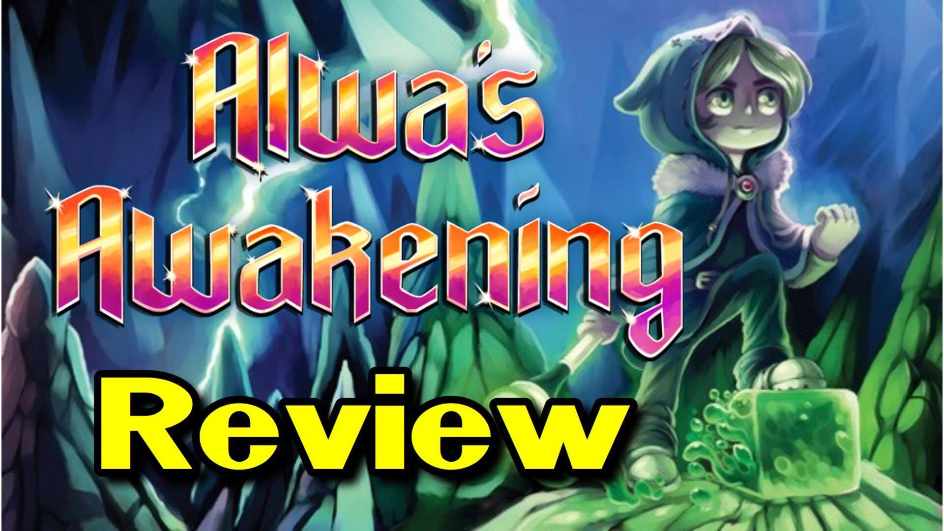 Review – Alwa's Awakening – A Modern NES Throwback