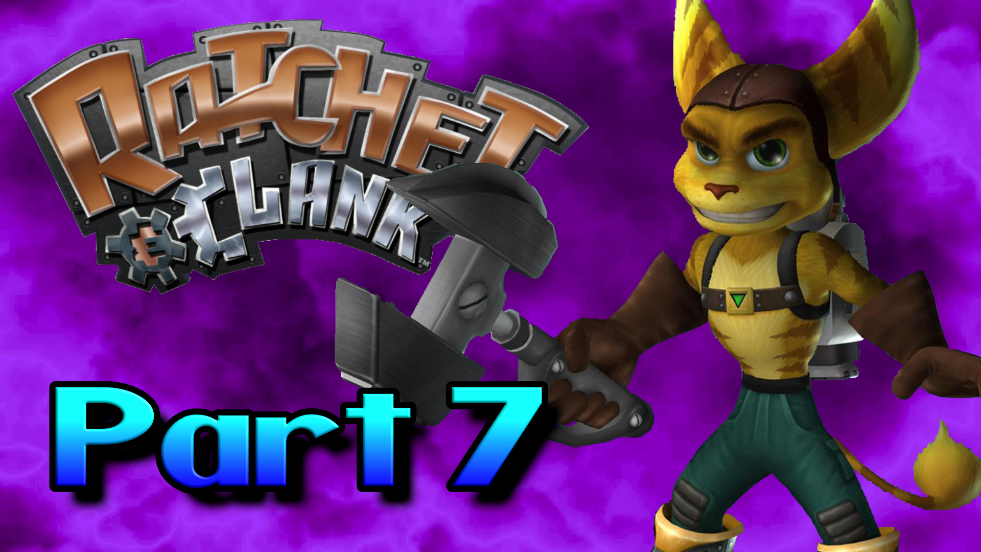 Let's Play Ratchet & Clank – Part 7
