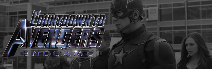 Countdown to Avengers Endgame: Captain America: Civil War