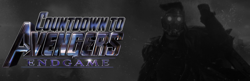 Countdown to Avengers: Edngame: The Guardians of the Galaxy