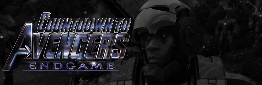 Countdown to Avengers Endgame: Iron man 2