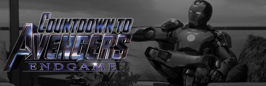 Countdown to Avengers Endgame: Iron Man 3