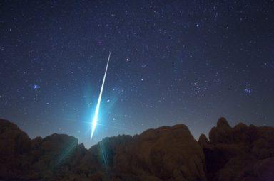Upcoming Gemini Meteors Shower - Galaxy Reporters