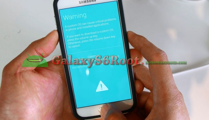 How to Root Galaxy S6 or S6 Edge with TWRP Recovery! – Tech Geek