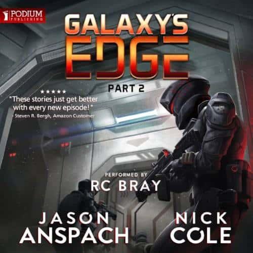 Galaxy's Edge Audio Book 2