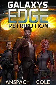 Galaxy's Edge Retribution - Book 9