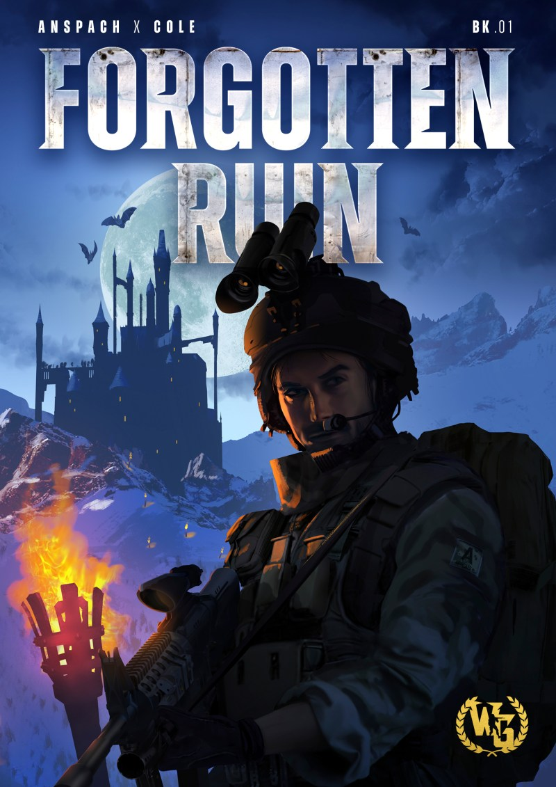 Forgotten Ruin Cover