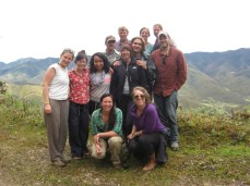 Kind of a going away for the Peru 18 folks and our PCVL, they will be missed.