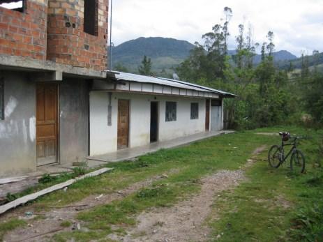Located on the East side of Molinopampa on Jiron Jardines De La Paz, No. 747