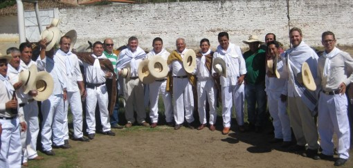 The group from Mendoza.
