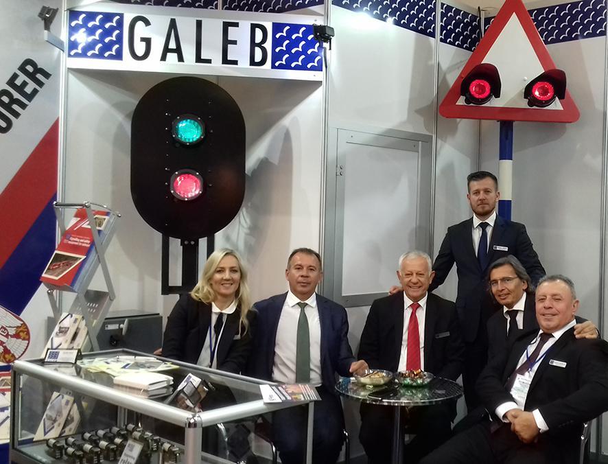 Galeb Signalizacija uspešna na sajmu u Berlinu