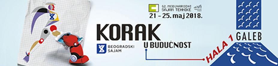 Galebovi proizvodi na Sajmu tehnike u Beogradu