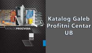 Katalog Galeb Profitni Centar UB