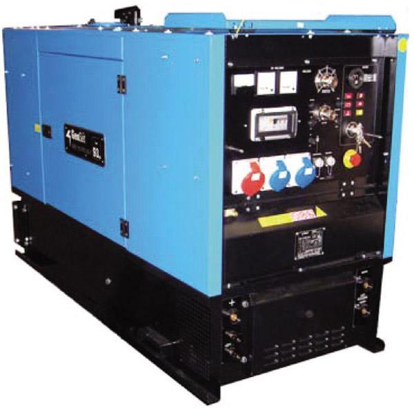 Agregat Za Zavarivanje MPM 16/400 SS-P