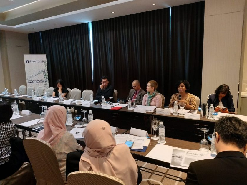 Multi-sectoral Stakeholder Consultation on Cancer in Malaysia