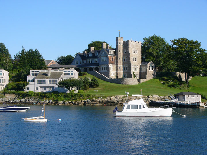 Harbor Tour Newport Rhode Island Travel Photos By