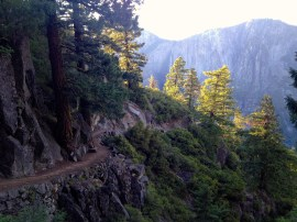 Four Mile Trail to Glacier Point