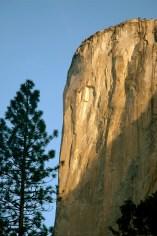 El Cap profile