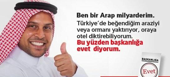 Risultati immagini per güçlü bir türkiye için ben de evet diyorum