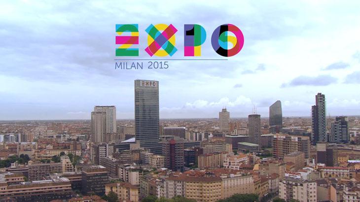 Tasarım (ve EXPO) Kenti Milano