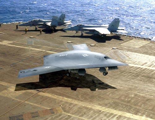 robot askeri uçak