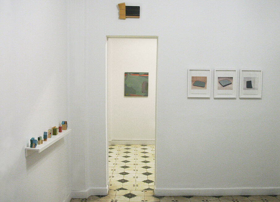 Vista de la exposición I