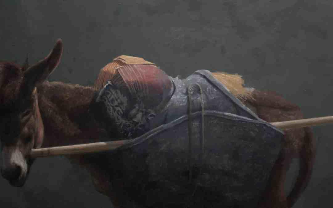"""Visita virtual """"Caballo de pobre – Poor man's horse"""" de Manuel Cano"""
