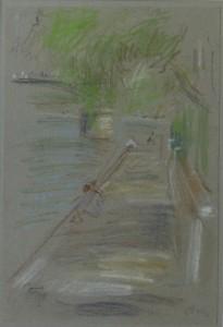 El Sena. (Paseo y figuras)