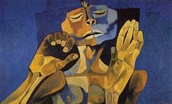 5.- Oswaldo Guayasamín, El mestizaje