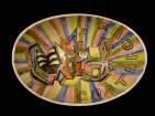 Cisco Jiménez, Coatlicue, 2015, cerámica, 28 x 19.5 x 8.5 cm