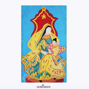 Djanira-Nossa-Senhora-Serigrafia-Maria-La-Parra-25x15-galeria-paulista