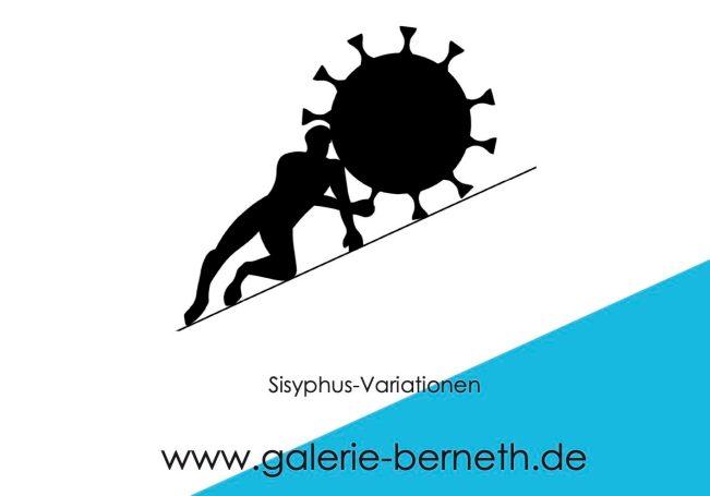 Anzeige Galerie berneth, Sisypus 2