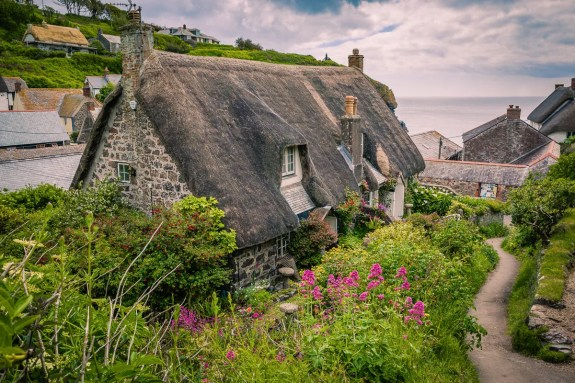 Cadgwith, Cornwall 2014