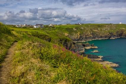 South West Coast Path, Cornwall 2014