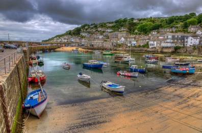 Mousehole, Cornwall, UK, 2014