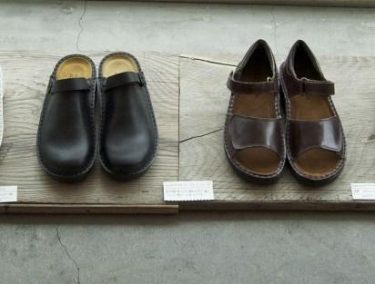 NAOTの靴が入荷しました!