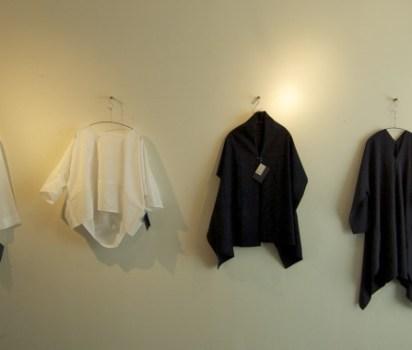 「日本の布の衣展」開催中!!