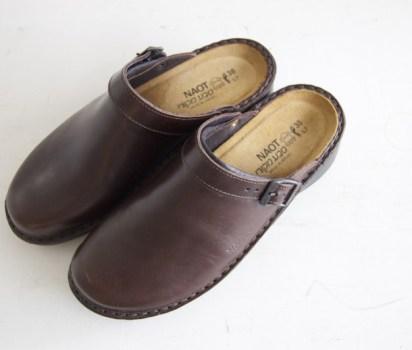 NAOTの靴のご紹介!
