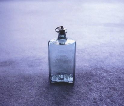 津田清和作品展 柔らかな硝子