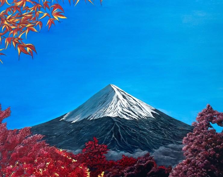 Le-Mont-Fuji