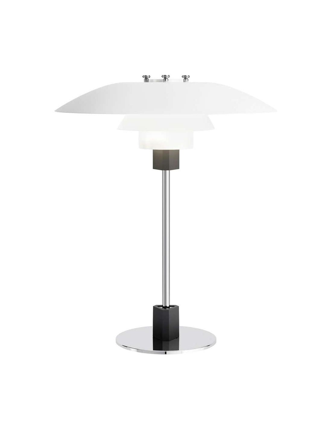 louis poulsen large metal table light